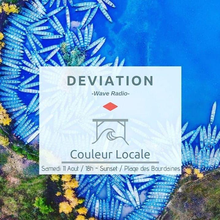 DJ Set Deviation