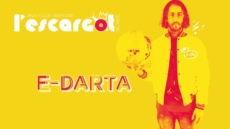 dj set edarta escargot seignosse