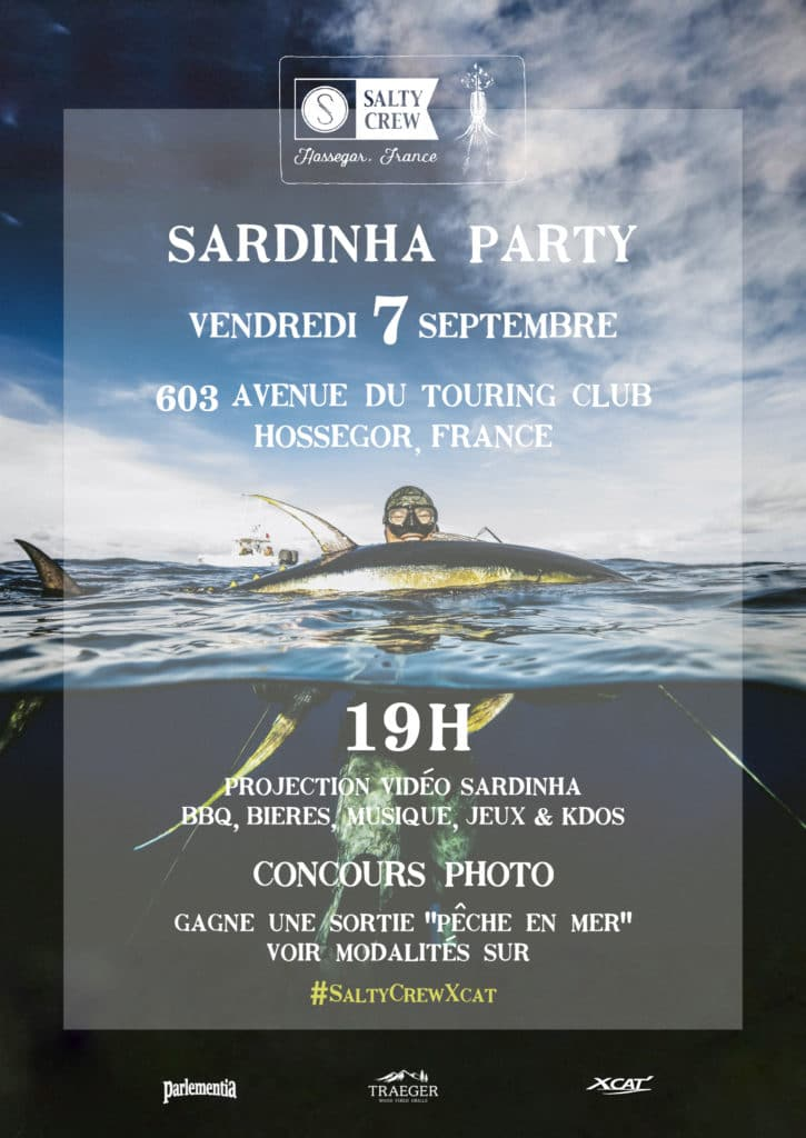 Salty Crew Sardinia sept 2018 hossegor