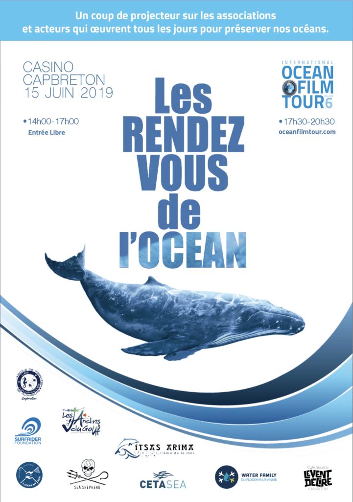 Le Rendez-Vous de l'Océan, affiche officielle