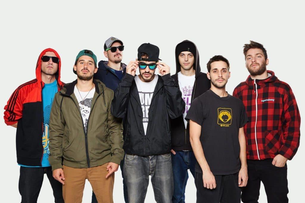 Numa Crew le collectif du DJ T-KAY