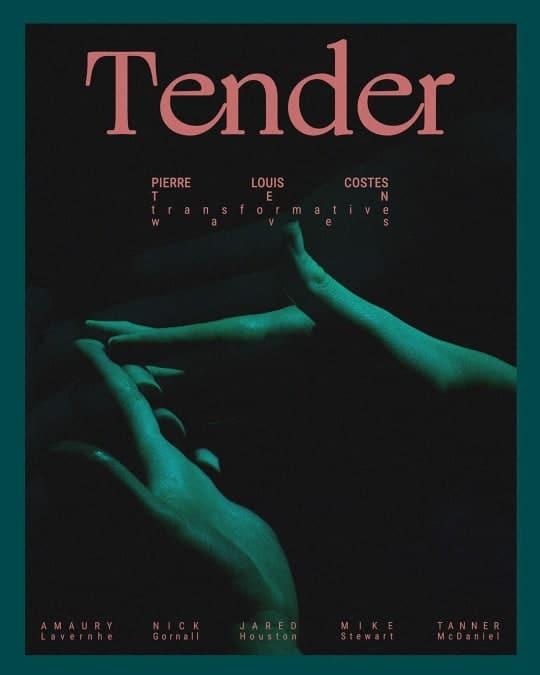 projection de Tender le film sur Pierre Luis Costes à Hossegor vendredi 20 septembre