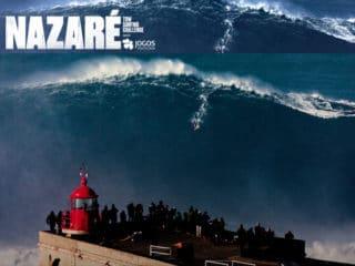 Nazaré Tow Surfing Challenge presented by Jogos Santa Casa