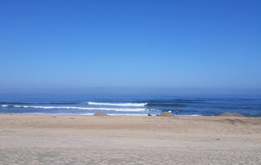Retour à une plage dynamique