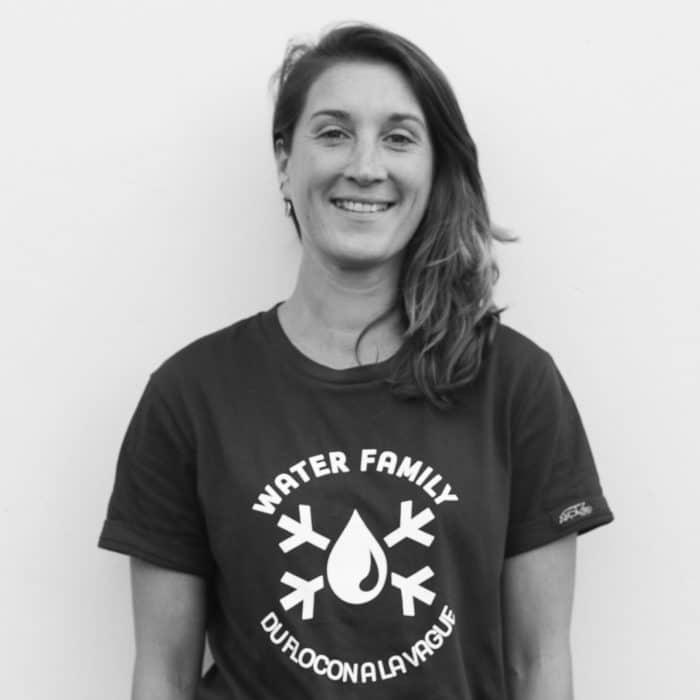 Chronique de la Water Family présentée par Marie sur Wave Radio