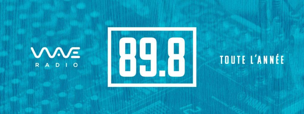 Wave Radio toute l'année 89.8