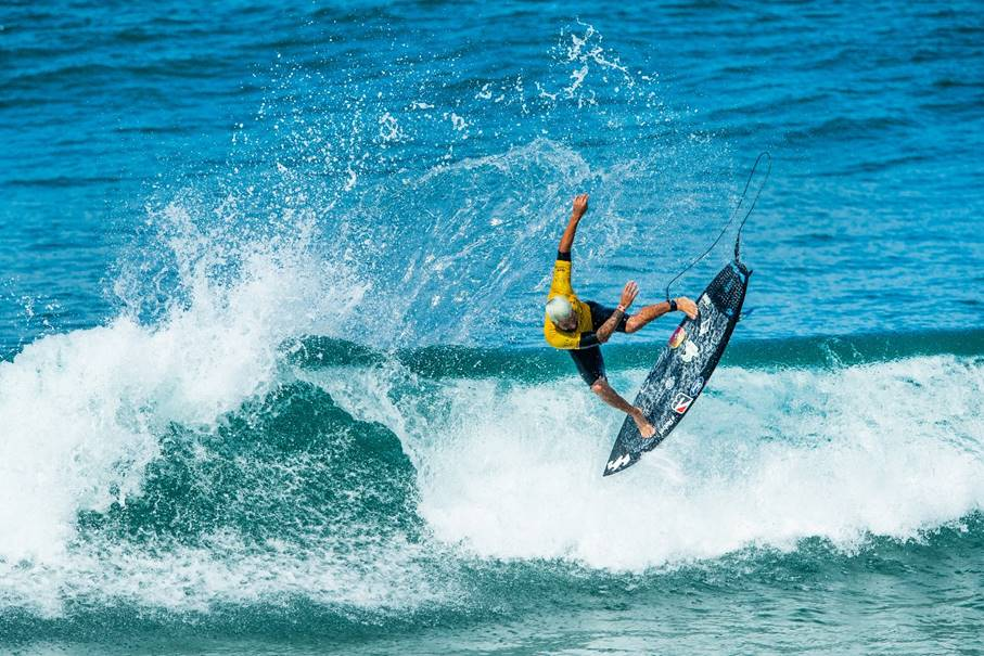 Italo Ferreira French Rendez-vous of surfing anglet vainqueur