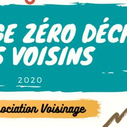Challenge zero dechet des voisins 2020