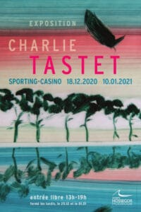 exposition peinture charlie tastet hossegor landes
