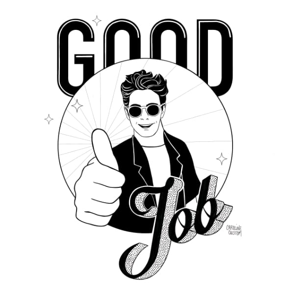 Good Job rubrique emploi sur Wave Radio