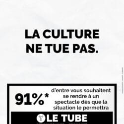 la culture ne tue pas