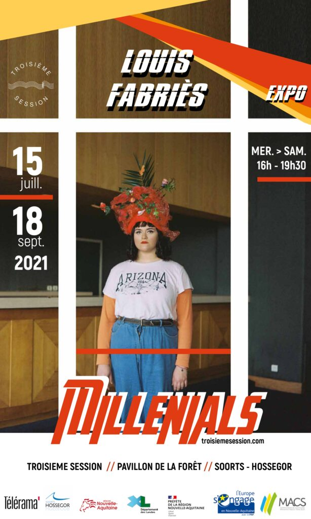 expo photo millenials louis fabries