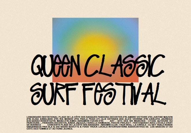 queen Classic Surf Festival Biarritz