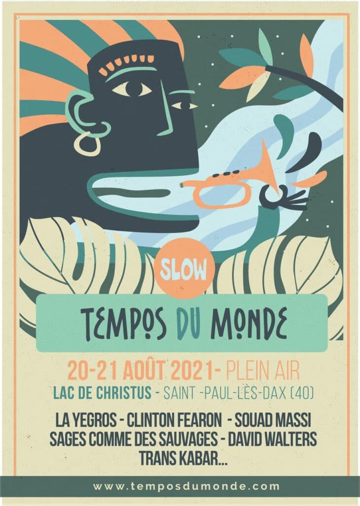 slow tempos du monde festival 2021