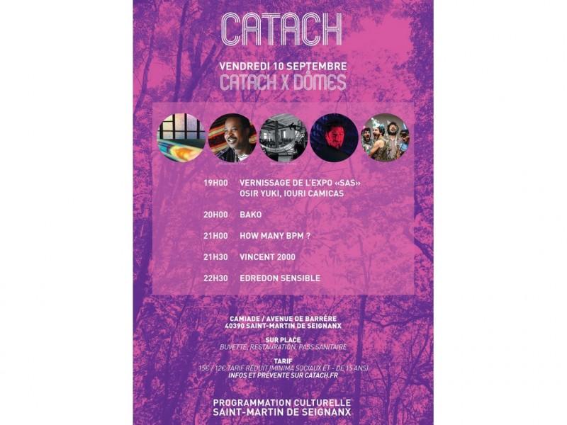 camiade #1 Catach
