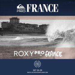 Quiksilver roxy Pro France 2021